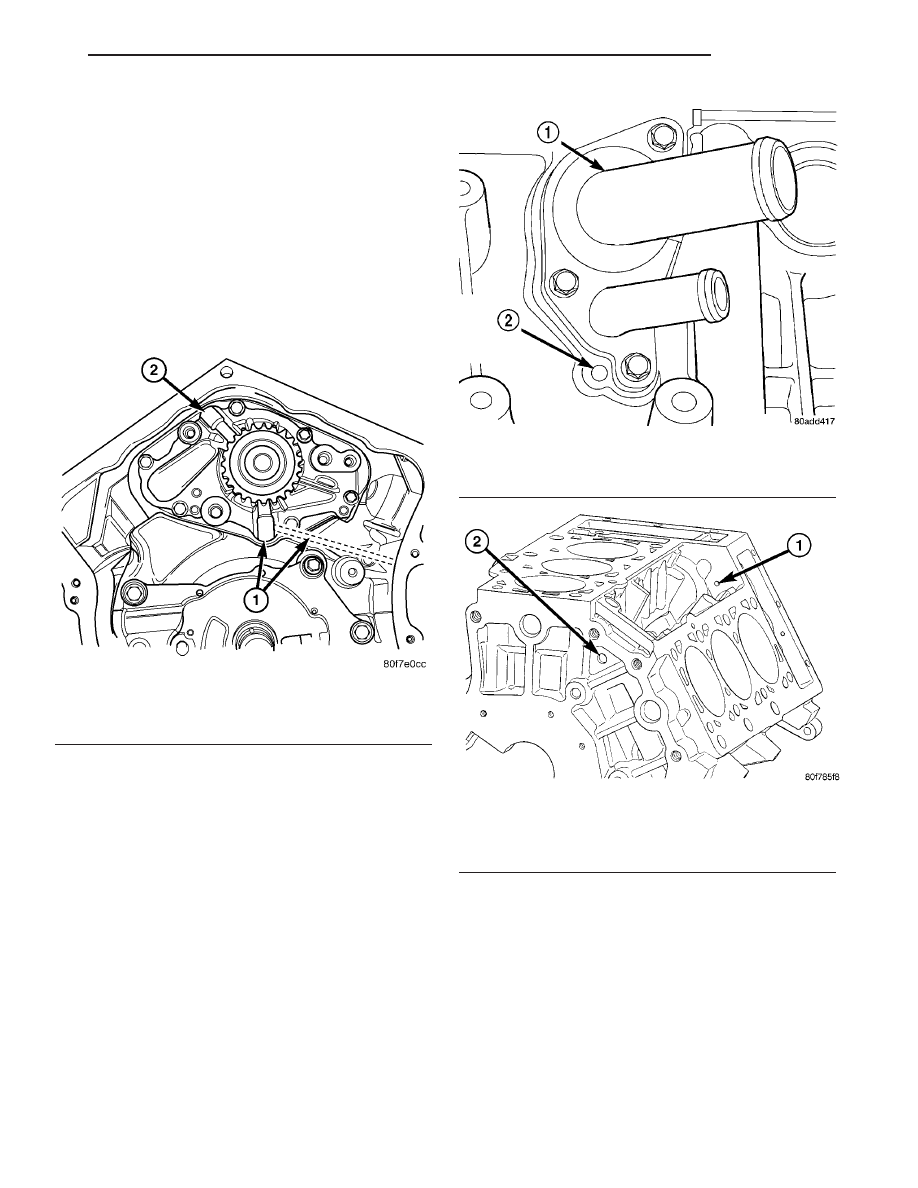 Chrysler 300M, Dodge Interpid. Manual - part 55Zinref.ru