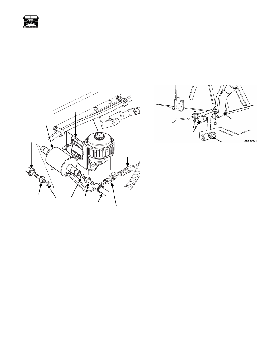 Hummer H1 (2002+). Manual - part 43 on