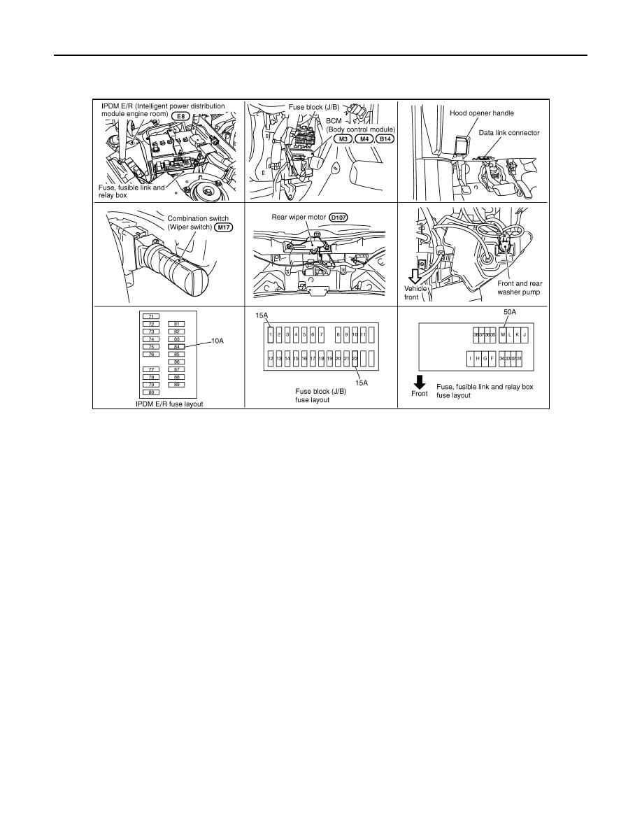 2003 Infiniti Fx35 Fuse Box Location