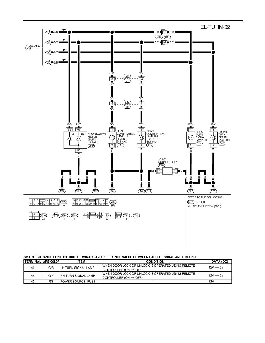 infiniti i30 (a33). manual - part 359  zinref.ru