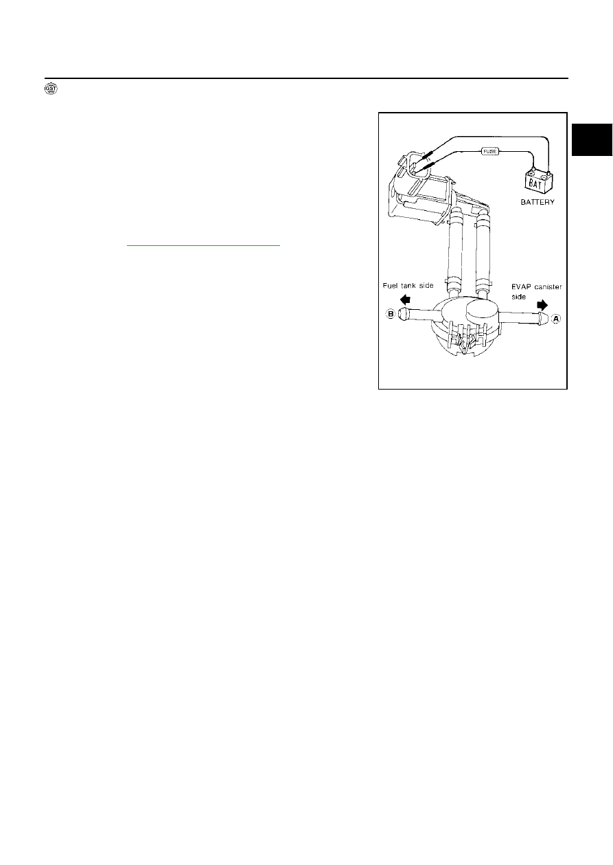 Infiniti F50 Manual Part 486 Vacuum Diagram
