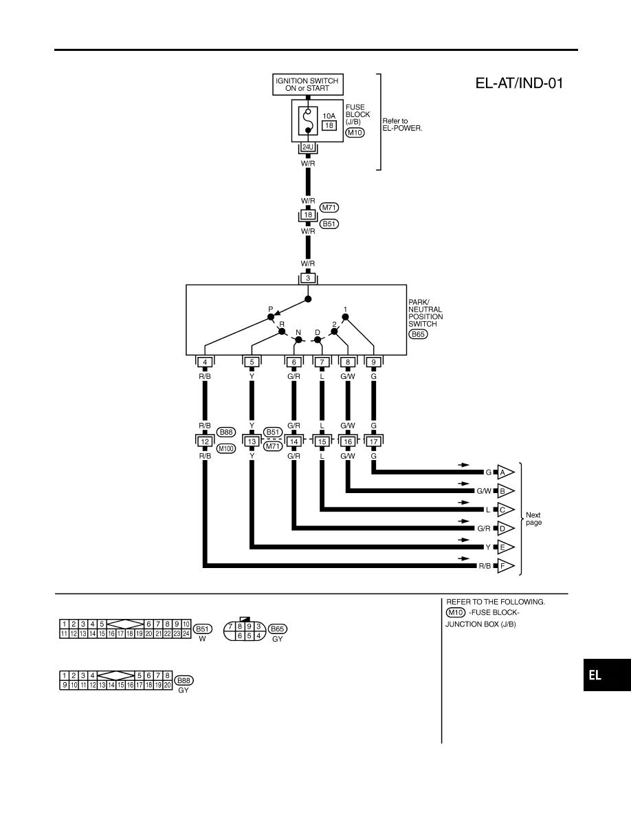 2002 infiniti qx4 radio wiring diagram