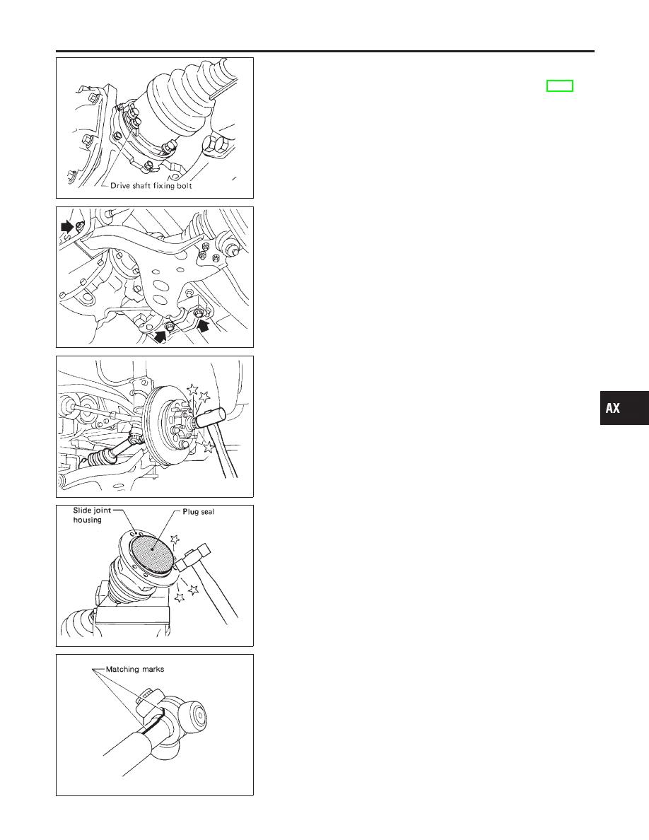 infiniti qx4 r50 1997 1998 2001 service repair manual