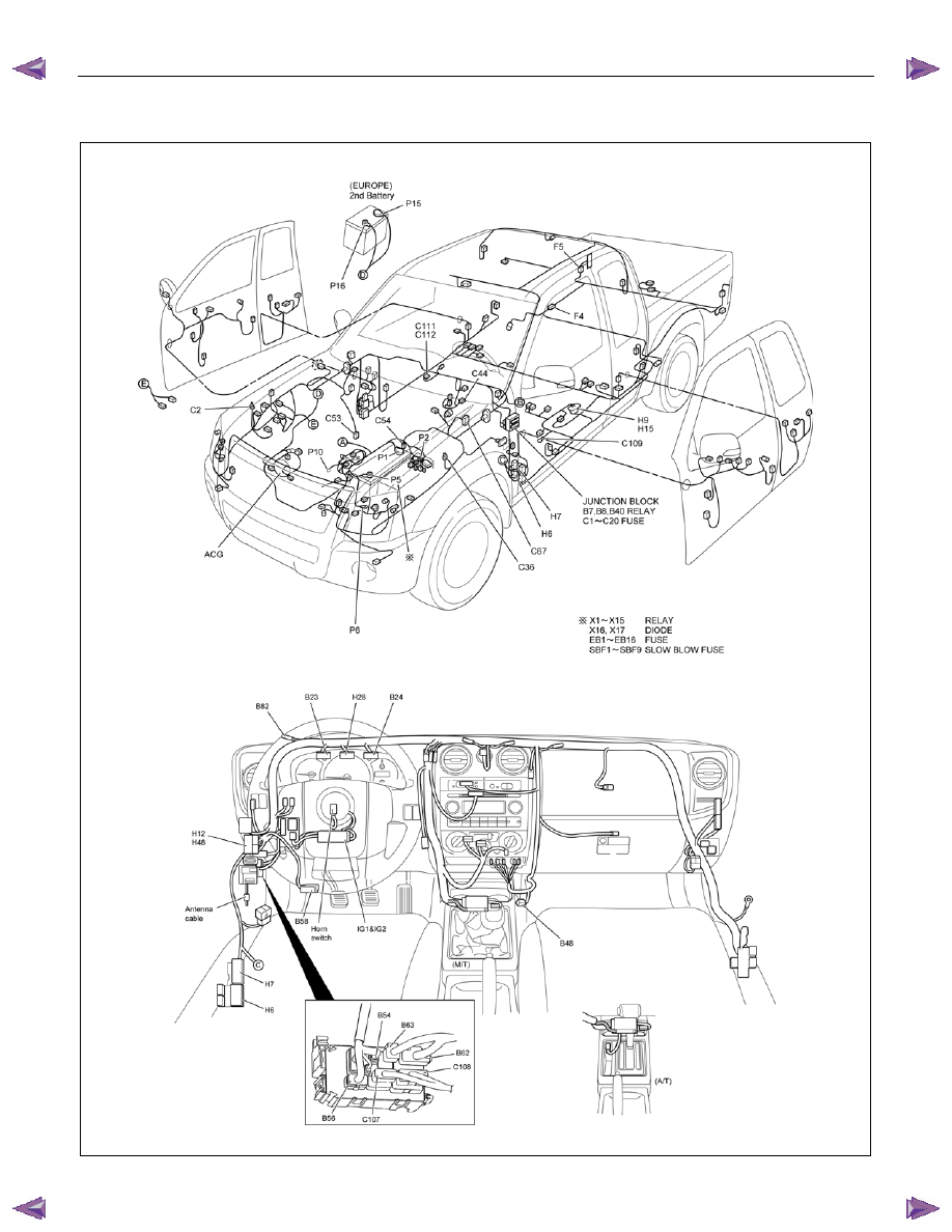 Isuzu Kb P190  Manual