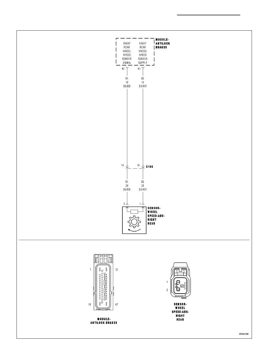 Jeep Grand Cherokee WK. Manual - part 141 | Wk Grand Cherokee Wiring Diagram |  | Zinref.ru