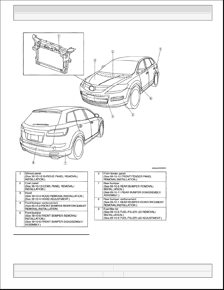 2009 Mazda 6 Parts Diagram Wiring Diagram Quota B Quota B Cfcarsnoleggio It