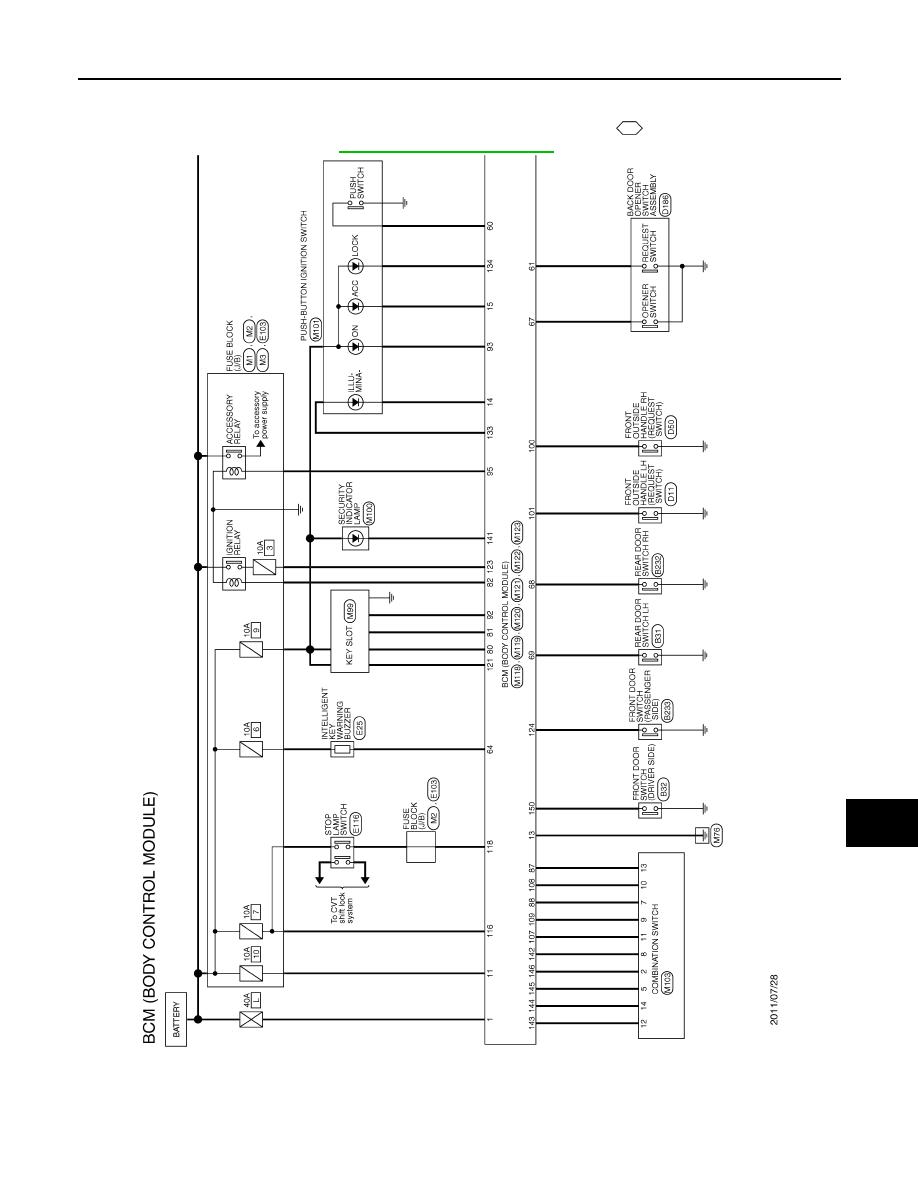 Nissan Murano Z51 2012 Year Manual Part 68